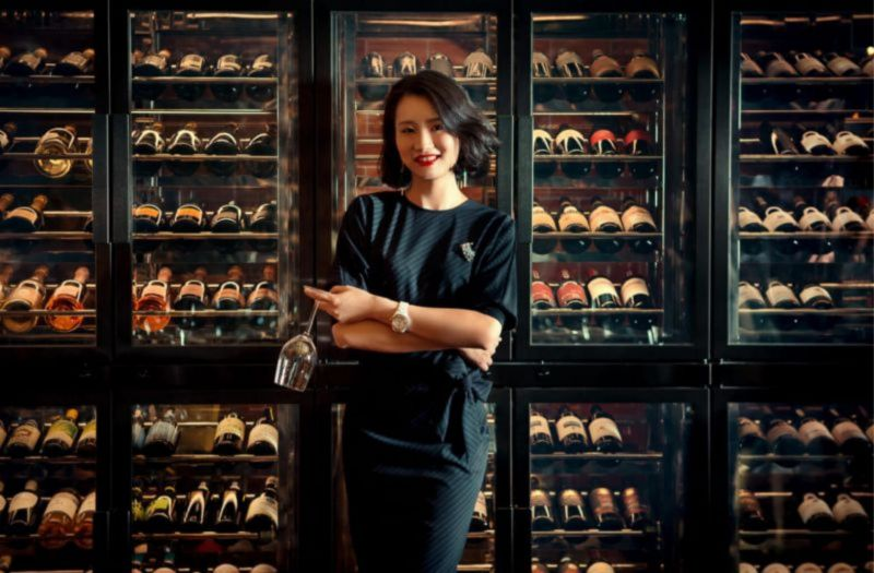 Photo for: Feifei Liu gives insights into the Chinese Wine Industry