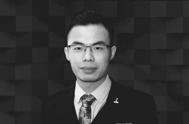 Photo for: Johnson Jia, Beverage Manager at UMI Restaurant in Shanghai